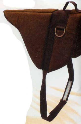 Bareback riding pad